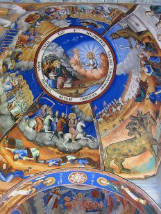 Apocalypse Fresco in the Orthodox Tradition