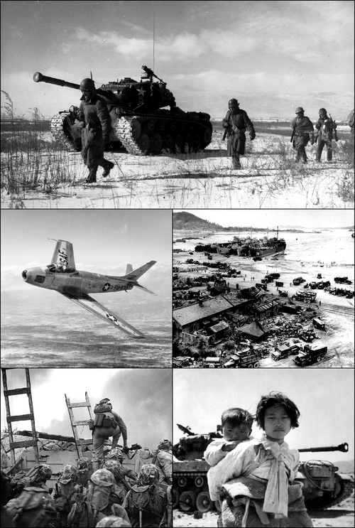 Korean War Photo