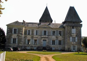 Chateau de Conty, Coulares, France