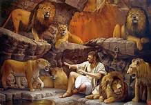 Daniel in the Lions' Dean
