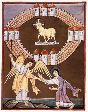 BambergApocalypseFolio055rNew_Jerusalem